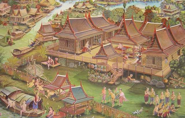 ขนบธรรมเนียมไทย