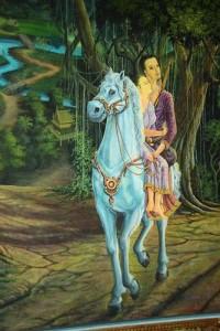 ม้าสีหมอก