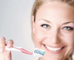 แปรงฟัน